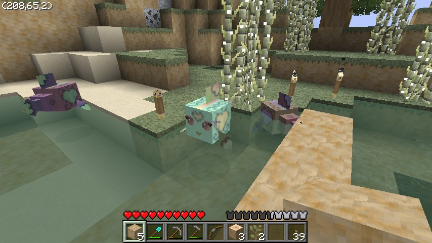 FISHY with Loafcraft texture pack