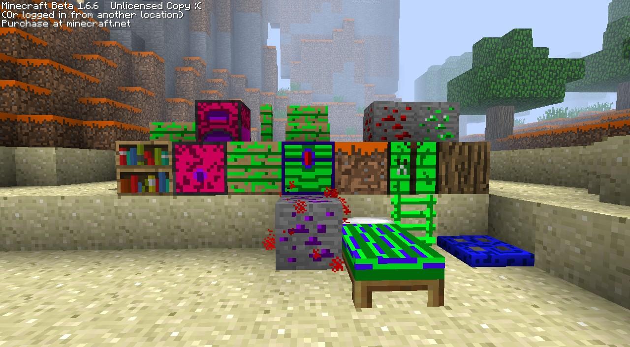 Dodgycraft V4 3 Minecraft Texture Pack
