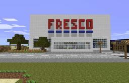 Fresco Minecraft Map & Project