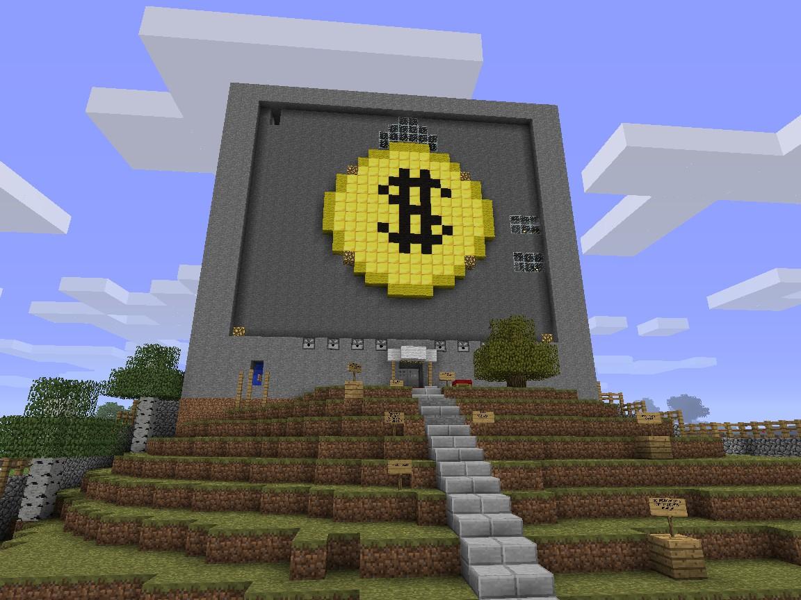 Scrooge Mcducks Money Tank Minecraft Project
