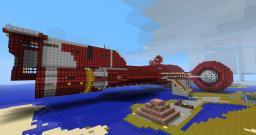 Republic Cruiser w/ full interior! Minecraft