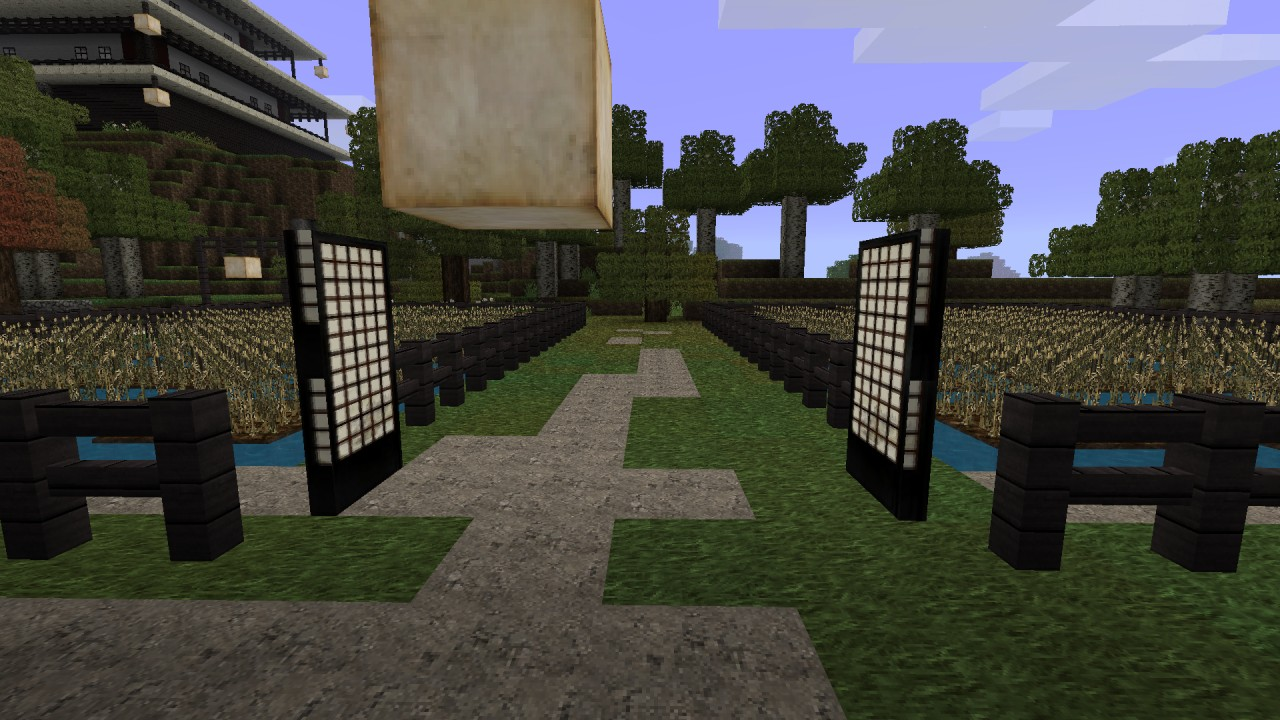 Minecraft japanese village download the image kid has it - Minecraft japanese village ...