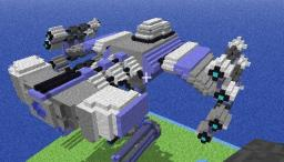 Starcraft Fleet Minecraft Map & Project