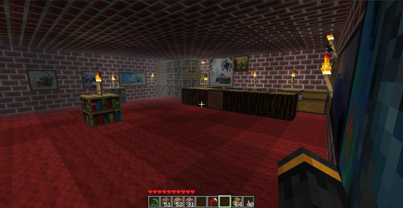 Image Result For House Plan Minecraft