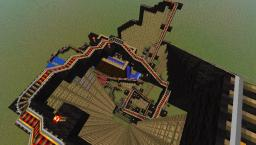 Roller Coaster [By Ez'] Minecraft Map & Project