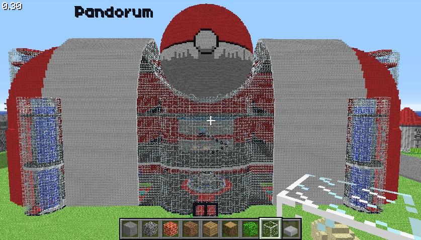 pokemon stadium minecraft project. Black Bedroom Furniture Sets. Home Design Ideas