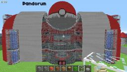 Pokemon Stadium Minecraft Map & Project