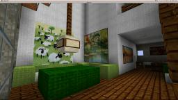 Apartment Buildings Minecraft Map & Project
