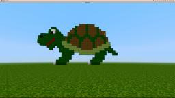 Turtle Minecraft Map & Project