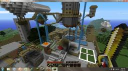 Mistral City Minecraft