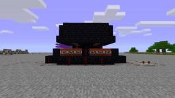 (N.A.P)6 shoots tnt cannon(the six runner) Minecraft Map & Project