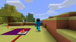 1.7.2 The cookie monster mob Minecraft Mod