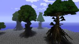 Giant Tree Collection Minecraft Project