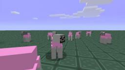 Nyan Sheep Minecraft Texture Pack
