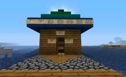 Po1ntblank's Underwater Hotel Minecraft Map & Project