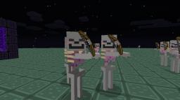 Nyan Skeleton Minecraft Texture Pack