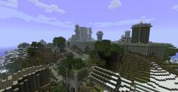 'The King's Mistake' No Download, just picture atm. Minecraft Map & Project