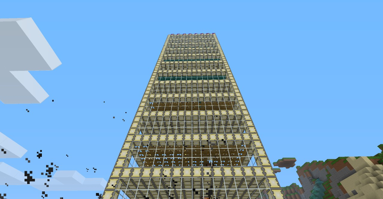 Skyscraper One Minecraft Project