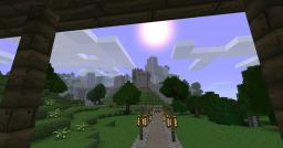 RPG Themed Village Minecraft Map & Project
