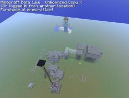 Ninja creeper custom map beta v1.5 Minecraft Map & Project