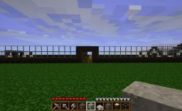 Rail Station Minecraft Map & Project