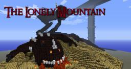 The Lonely Mountain (The Hobbit) Minecraft Map & Project