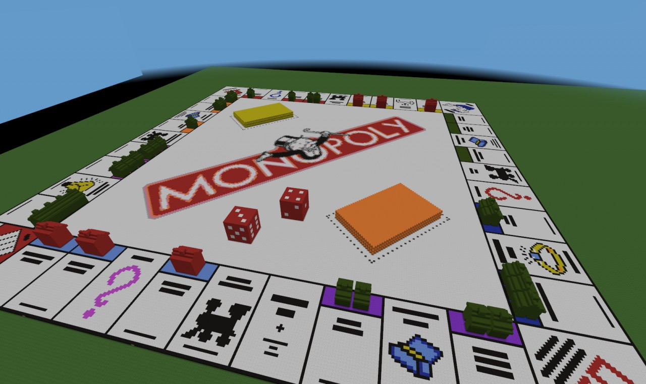 A filled versions with houses and hotels setup. (old)
