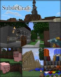 SubtleCraft Minecraft Texture Pack