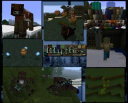Mythos - 1.7 Ready!! Minecraft