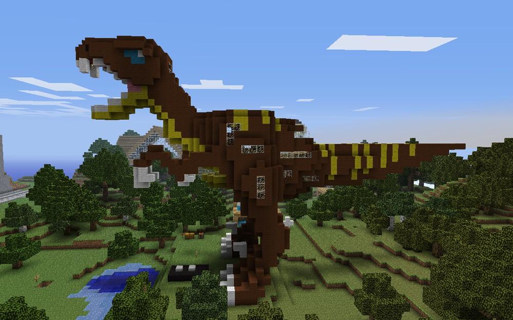 Jurasic Craft Servers Minecraft