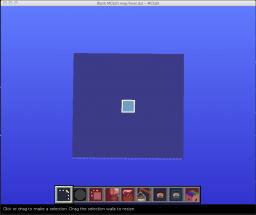 Blank MCEdit Map Minecraft Map & Project