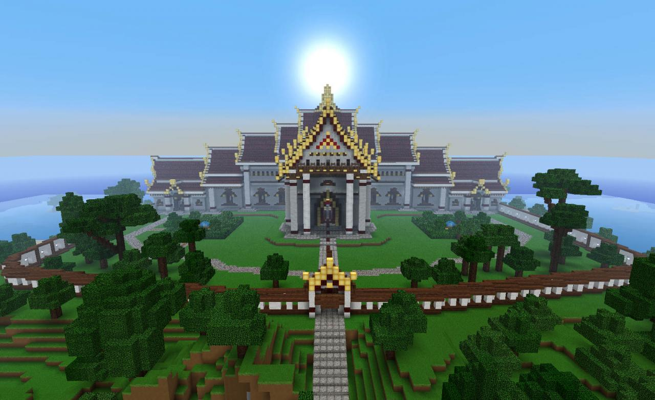 Temple of Serenity (download in description)