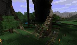 10110101 Roller Coaster [Fixed] Minecraft