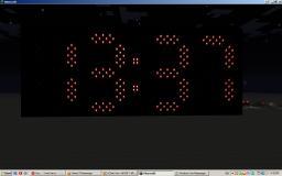 [RDF] Barney - Redstone Clock Minecraft Map & Project