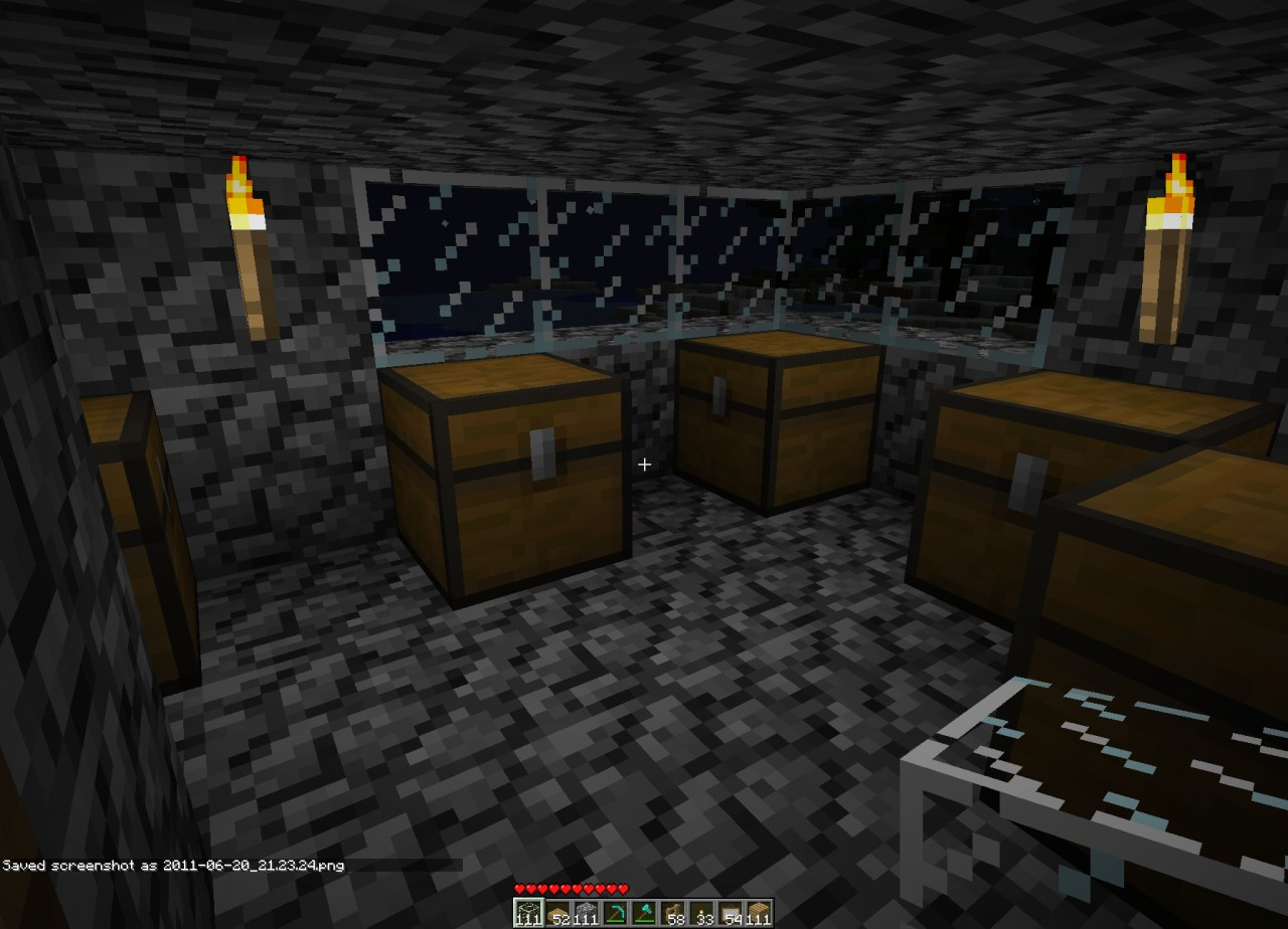 chests room