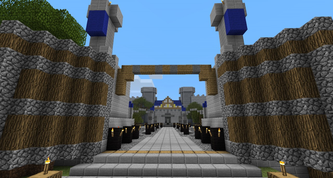 Fronts gates of Stormwind