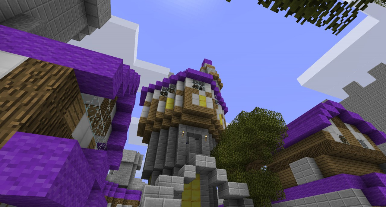 The Mage Quarter Tower