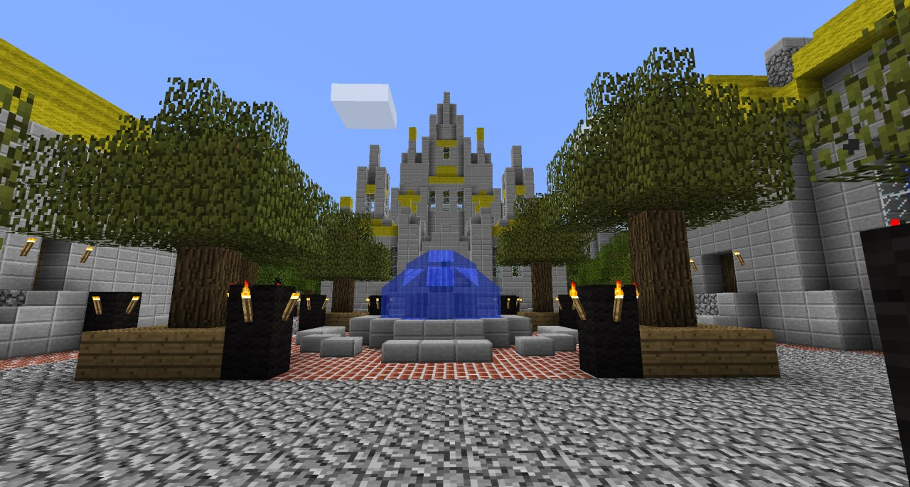The Stormwind Cathedral