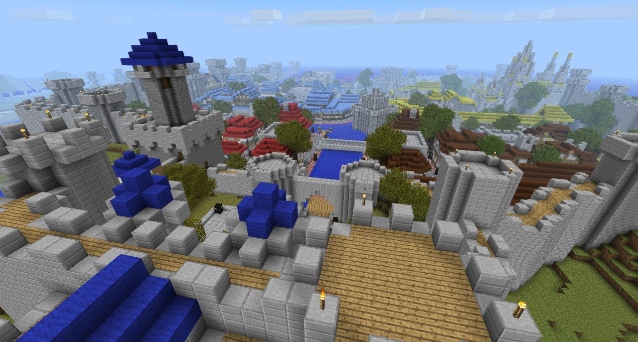 World of warcraft stormwind city minecraft project stormwind city gumiabroncs Images
