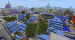World of Warcraft - Stormwind City Minecraft Map & Project