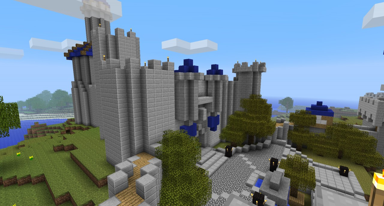 A more complete view of the Keep