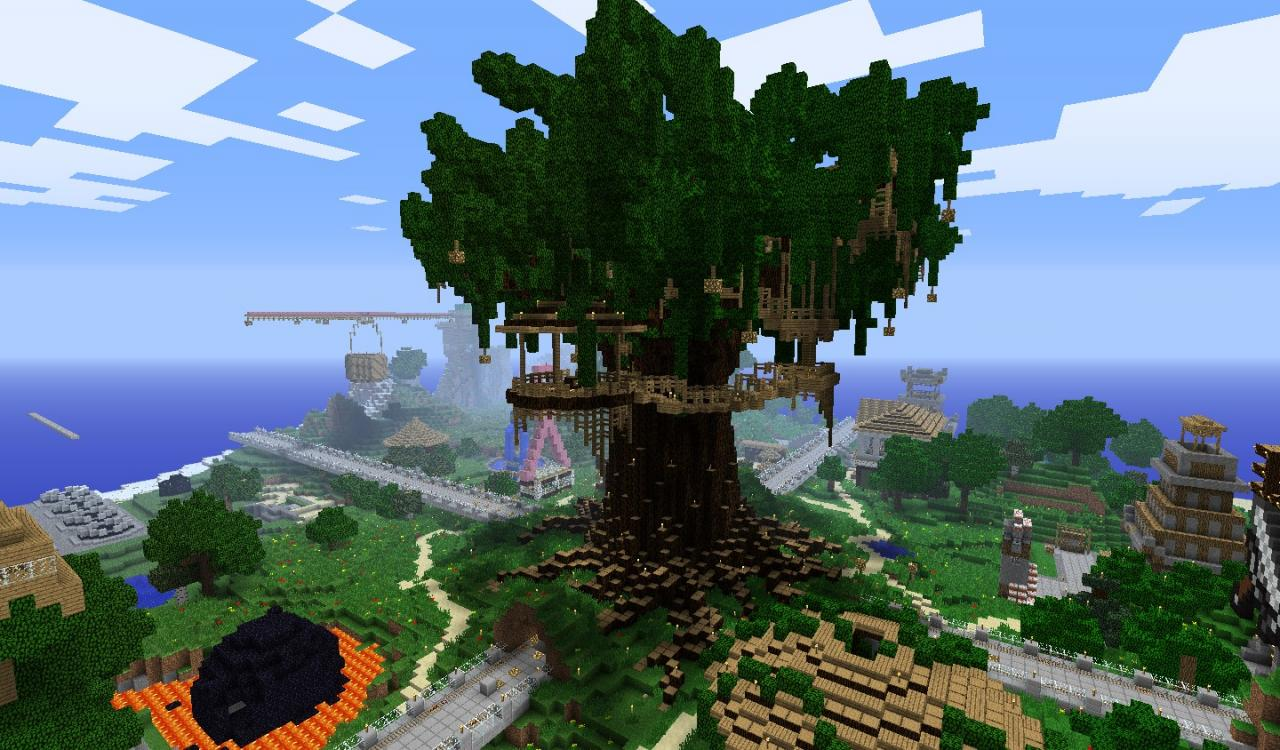 Treehouse, Minecraft and Google on Pinterest