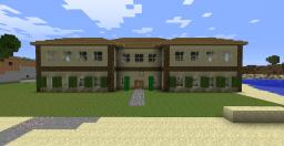 Ranch house V2 Minecraft Map & Project