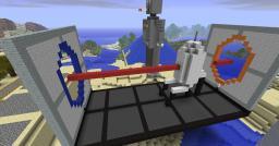 Portal 2 Suicide Minecraft Map & Project