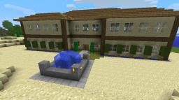 v3 Ranch Minecraft Map & Project
