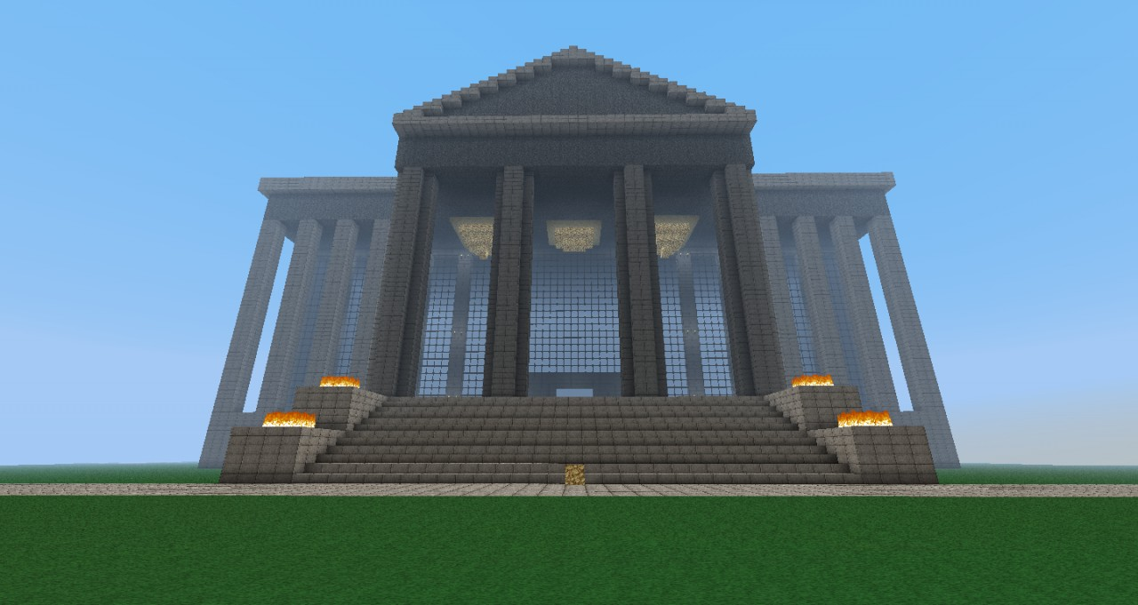 Aurumian National Bank Minecraft Project