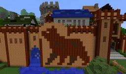 Grizzly Stronghold Minecraft Project