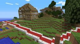 Artur Land Minecraft Map & Project