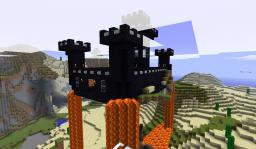 SKY CASTLE Minecraft Project