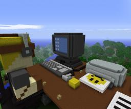 Huge Desk Minecraft